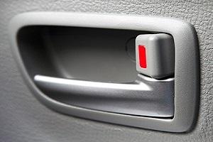 Car doors unlocked